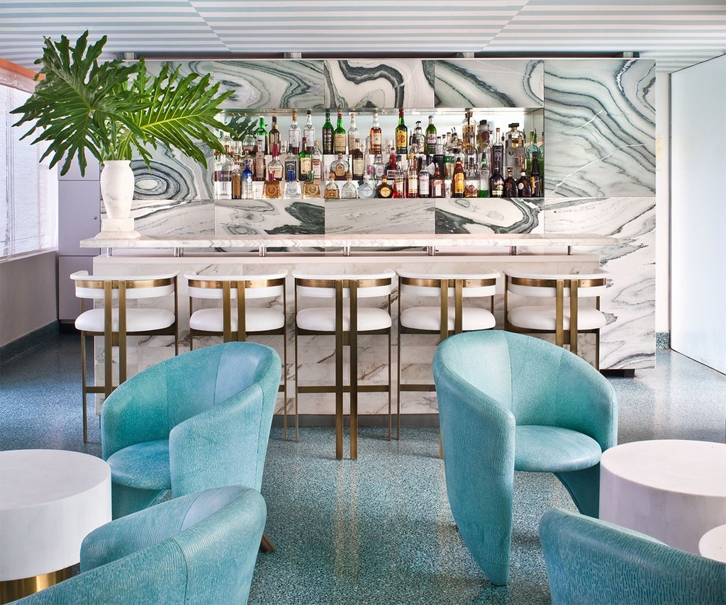Top 10 Bar Chairs in Hospitality Projects