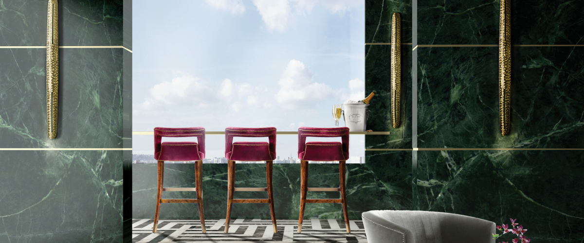 5 Color Trends For Stylish Restaurant Bar Stools