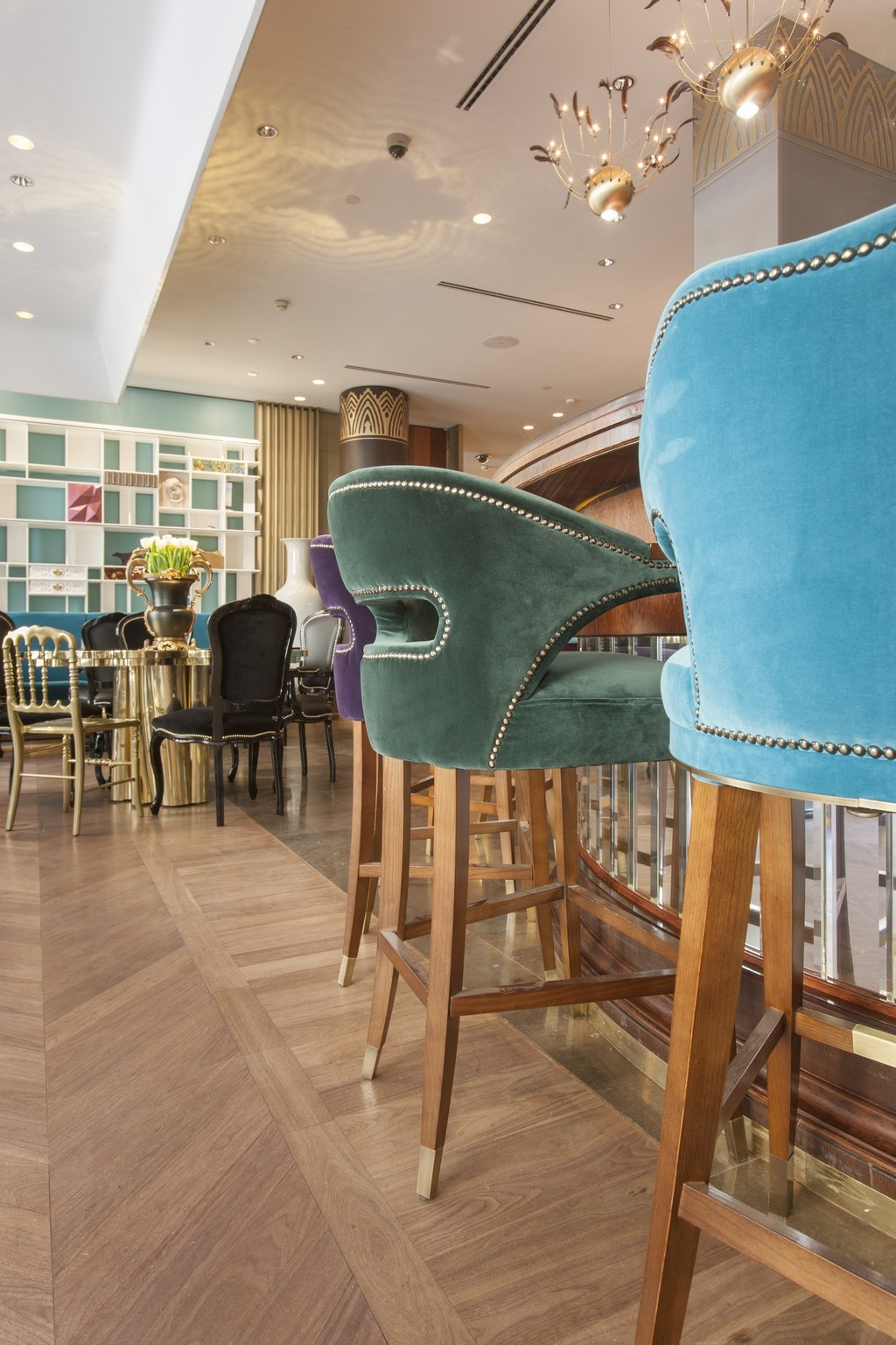 Top 10 Chairs in Hospitality Projects