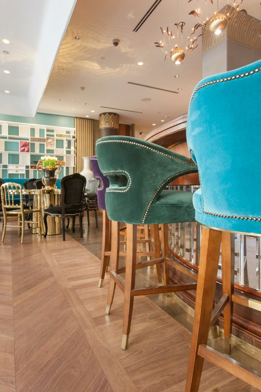 13 Reasons Why You Need Upholstered Bar Stools In Your Life