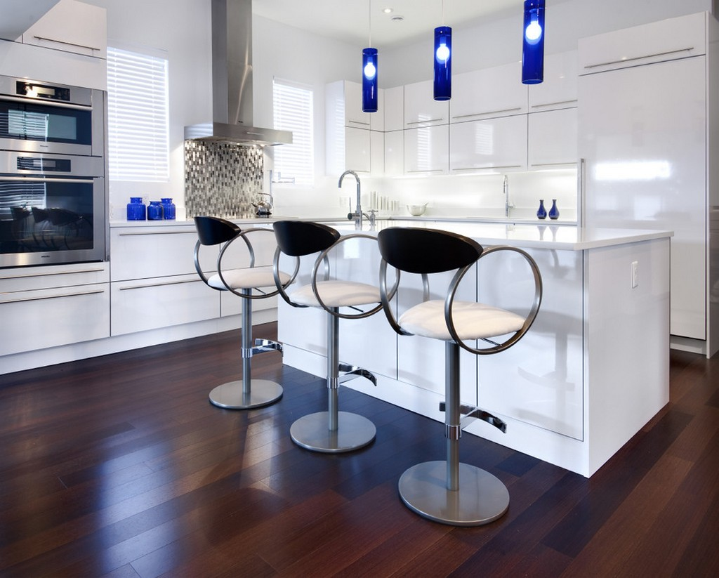 How to Bring Into a Kitchen The Best Design Modern Bar Chairs