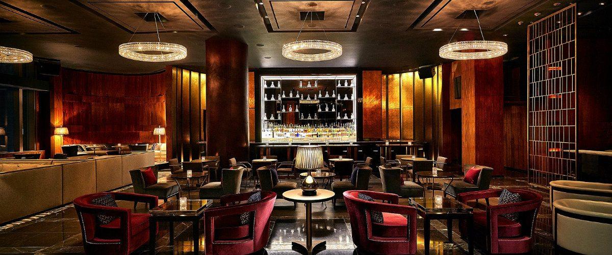 Bar Interior Design Ideas – best Jeffrey Beers projects | Counter ...