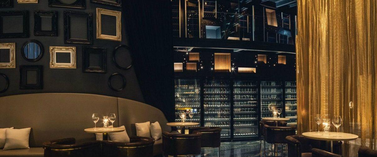 Bar interior design ideas – best Wilson Associates projects ...