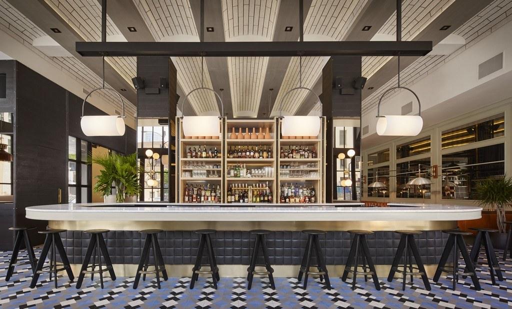 Proxi Chicago bar interior design ideas designed by Meyer Davis Studio