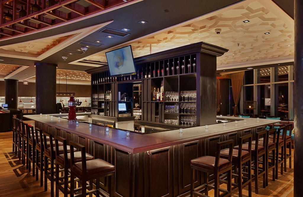Amada bar restaurant