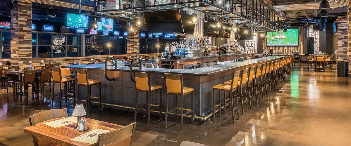 Good Bar Interior Design Ideas U2013 The Best SOSH Architects Projects