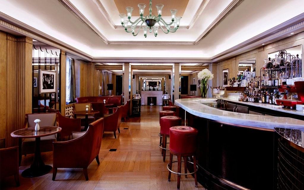 Bar interior design ideas by David Collins Studio