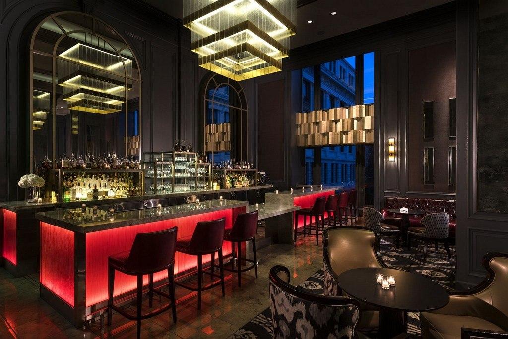 Ritz Carlton 10 Most Favourite Restaurant Bar Stools Are