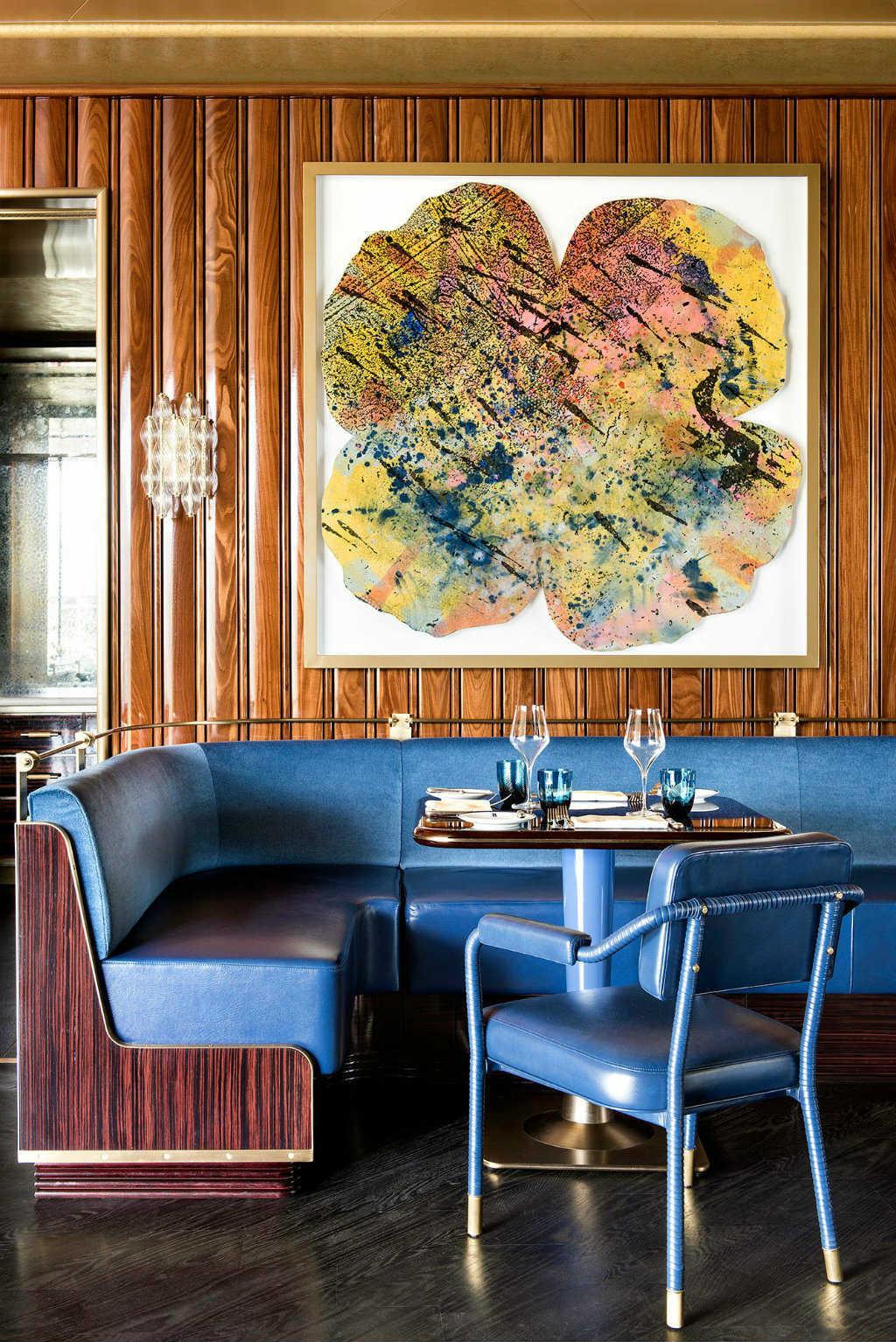 Kitchen furniture ideas from Martin Brudnizki restaurants projects