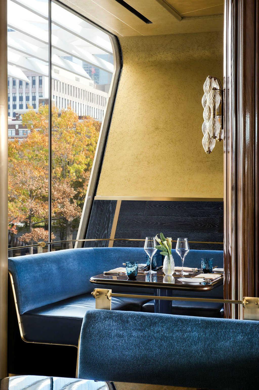 Kitchen decor ideas to use – Bullion restaurant by Martin Brudnizki ...