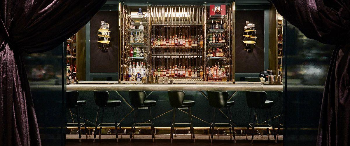 Bar interior design ideas - 5 lavish projects by Studio Munge