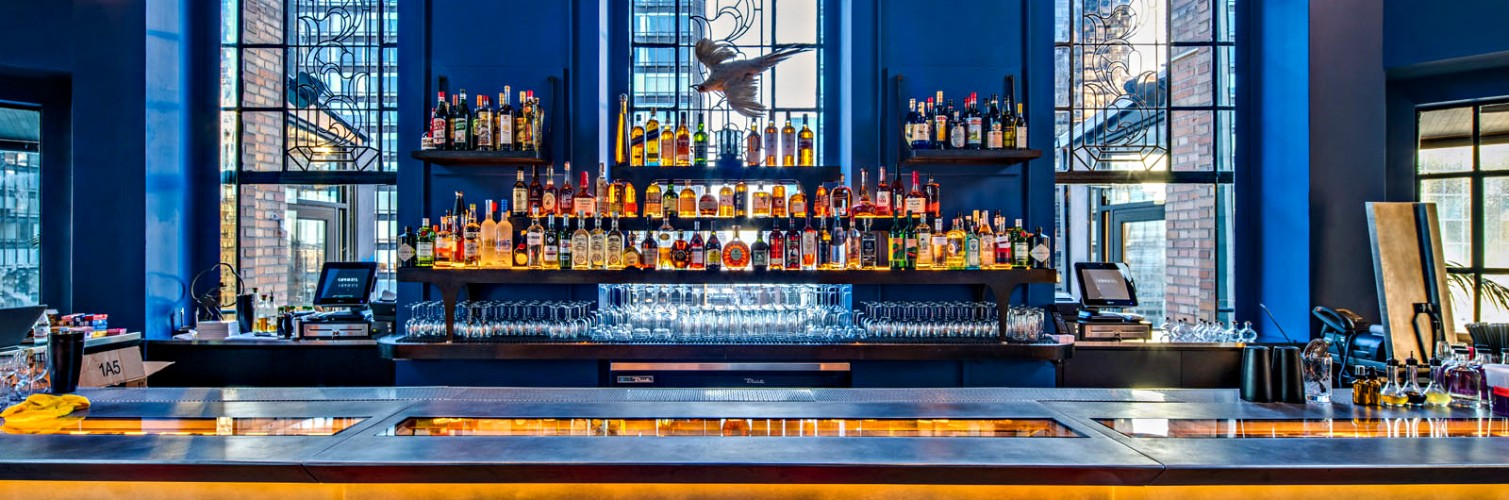 New York best bars to go today - Ophelia, an ecletic jewel