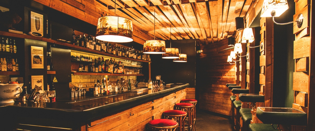 Best Bar decor ideas you can get from NoMad in New York