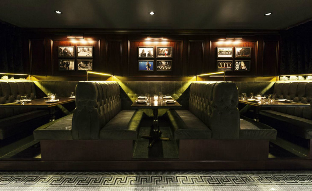 Nomad bar decor ideas by Stonehill Taylors
