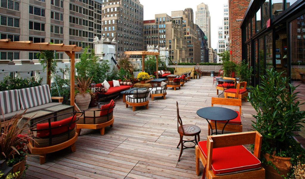 Meet the top 10 mind-blowing New York rooftop bars