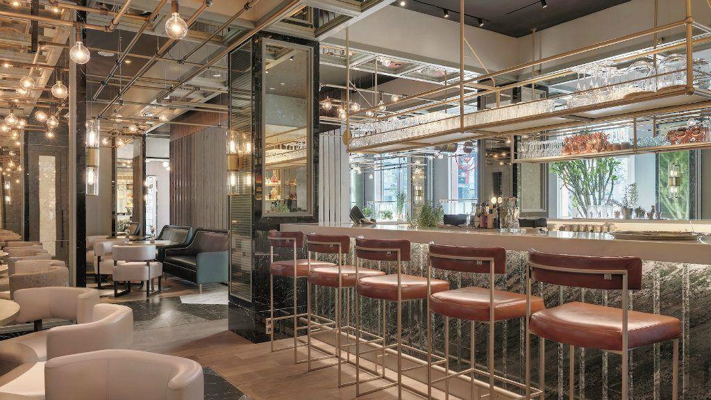 Bar furniture ideas Goddard Littlefair Juliet Rose