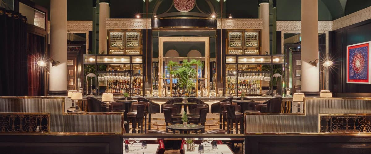 Best bars to go London – Kerridges,a fine dining experience awaits you